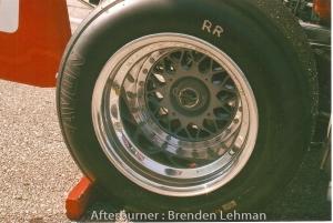 Formula Mesh Wheel