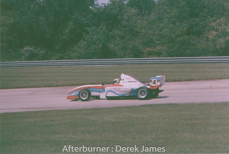 Formula Mazda 1