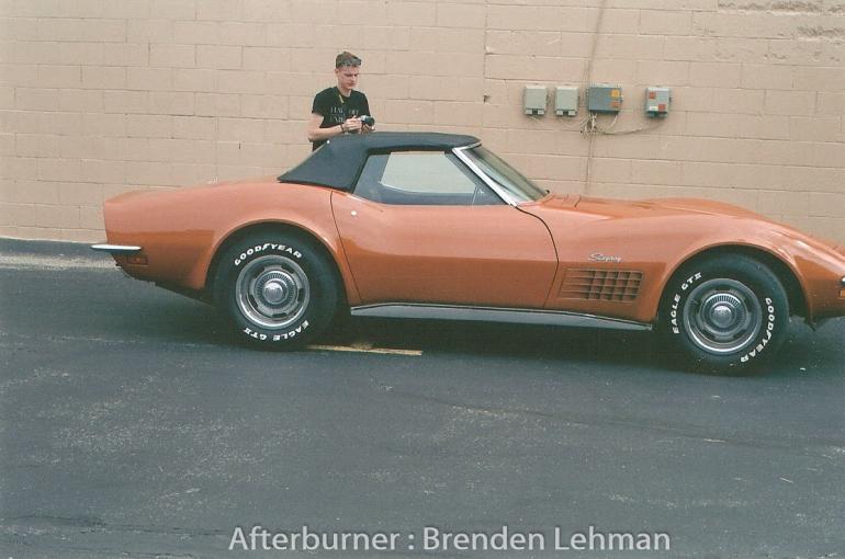 Derek Corvette
